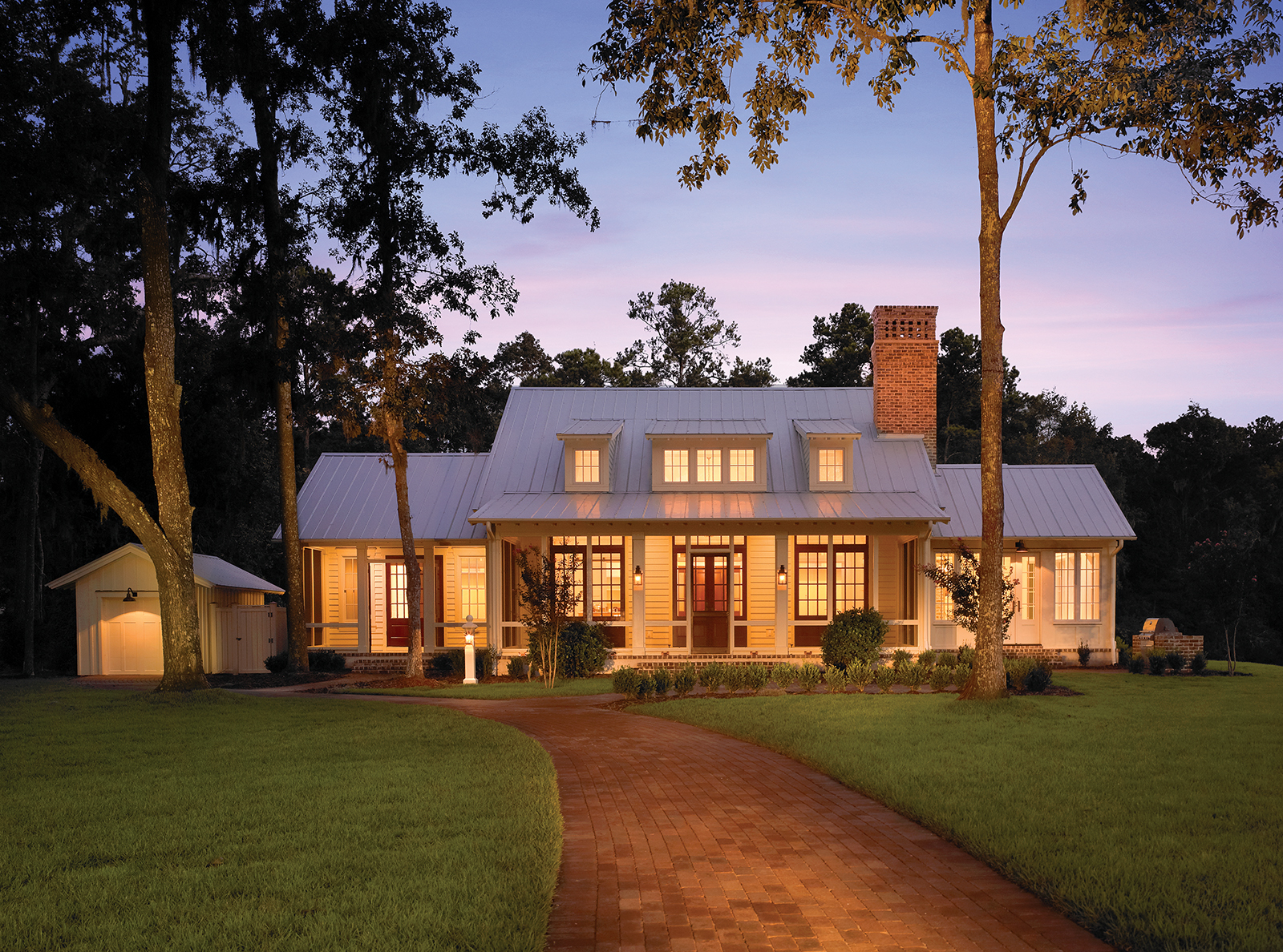 Palmetto Bluff Cottage Floor Plans